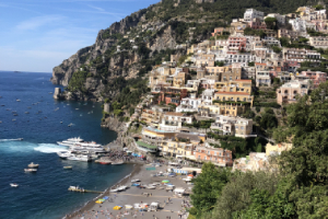 Summer or Fall on the Amalfi Coast